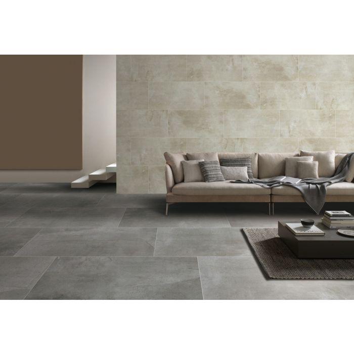 aggregate dark grey 18x36 special glazed