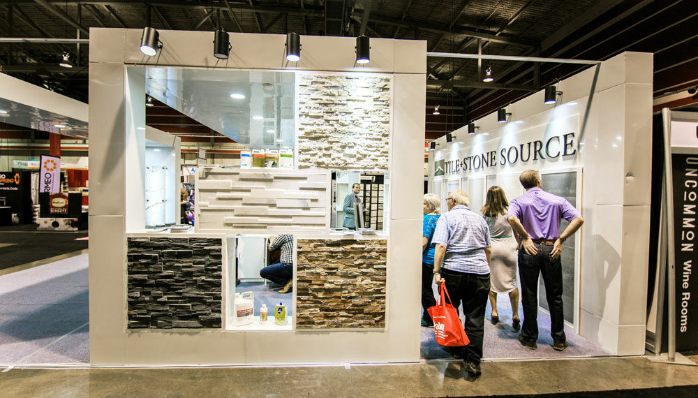Trade Show Booth Edmonton : Trade show archives tile stone source