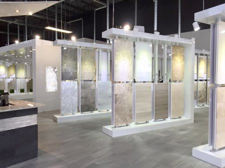 Edmonton Porcelain Rack displays