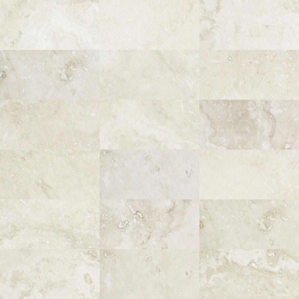Ivory Travertine Variation Photos