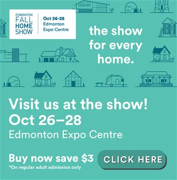 Edmonton Fall Home Show Button