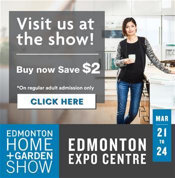 Edmonton Home + Garden Show