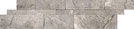 Ritz Gray 6x24 Ledgestone Splitface