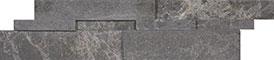 Stark Carbon 6x24 Ledgestone Polished Cubic