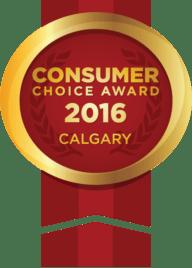 2016 Winner Consumer Choice Award