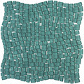 Jeffrey Court Marina Pebble Mosaic Matte