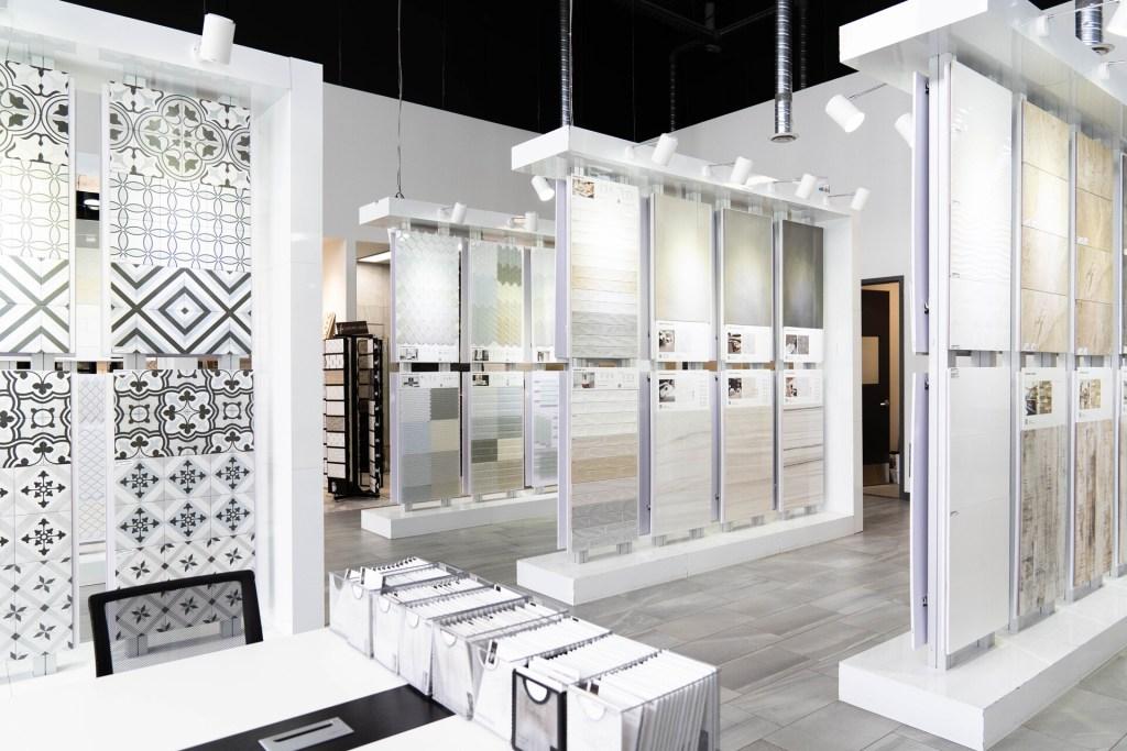 Edmonton Tile and Stone Source Showroom