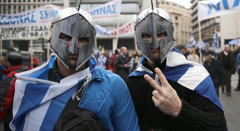 Οι Έλληνες ο πιο σοβινιστικός λαός της Ευρώπης σύμφωνα με