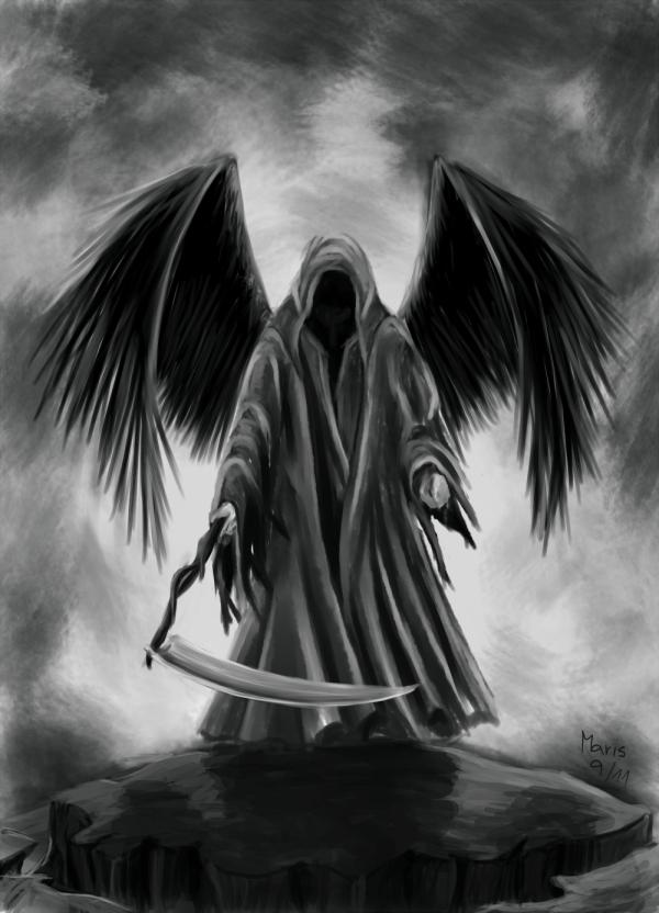 Angel Of Death Inter-dimensional Traveler