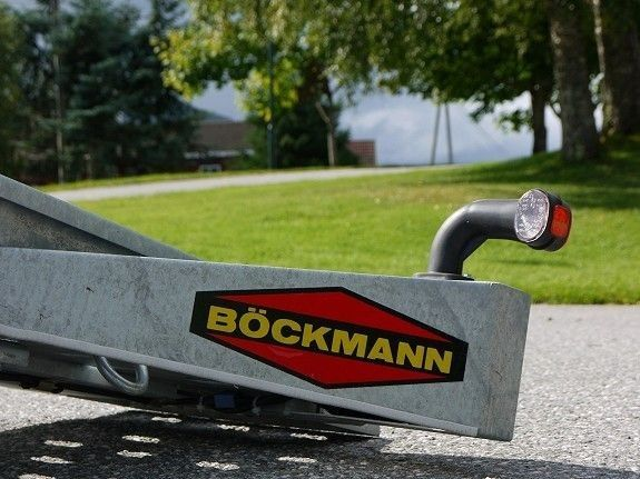 Böckmann AT 401927 Biltransporter med tilt detalj