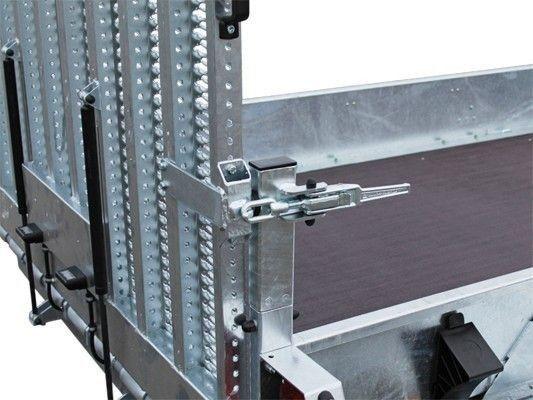 HUMBAUR Senko 303016 Senkehenger for transport av maskiner og utstyr detalj