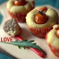 muffin salati al curry e pomodorini