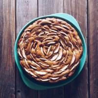 torta speziata di mele e zucca