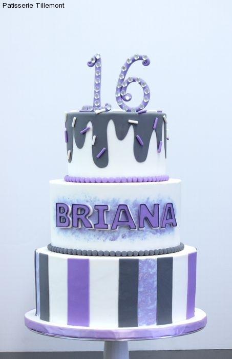 Sweet 16 Cake Ideas : sweet, ideas, Sweet, Cakes, Patisserie, Tillemont