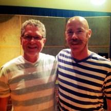 Sound guy; Tom and Craig Holland