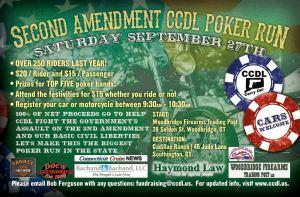 CCDL Poker Run Flyer 9-27-14