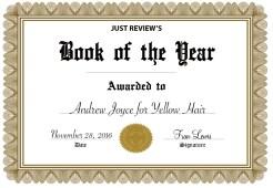 joyce-award