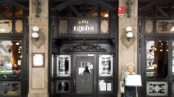 Hemingway's favorite café