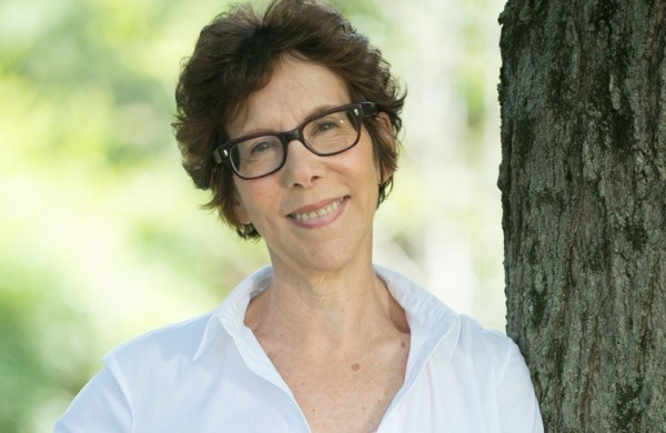 Marlena Maduro Baraf author of her memoir At the Narrow Waist of the World,