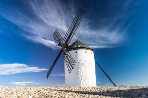 The land of Don Quixote