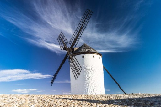 The land of Don Quixote Don Quijote