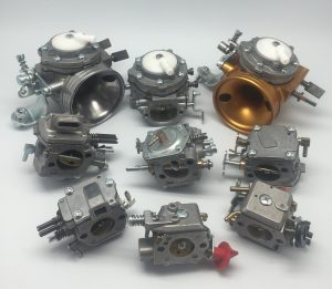 Parts Diagram Table Carburetors Tillotson