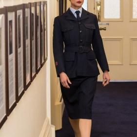 """Nadine Garner as WAAAF member """"Emily"""""""