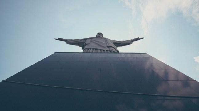 Jesus-Christus-Erlöser-Statue in Rio de Janeiro