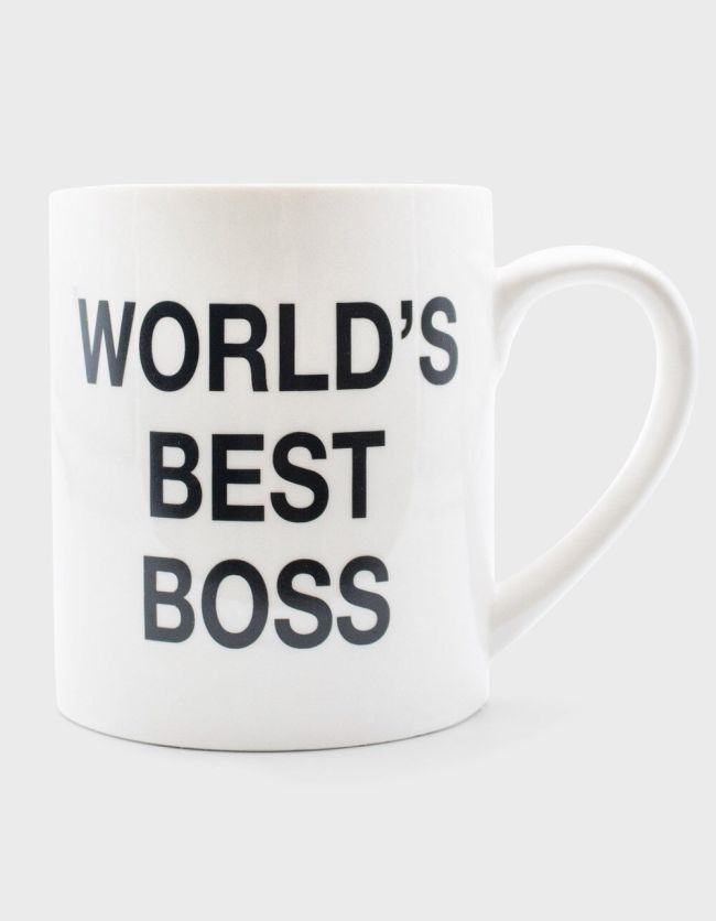 Culture Fly The Office World's Best Boss Mug