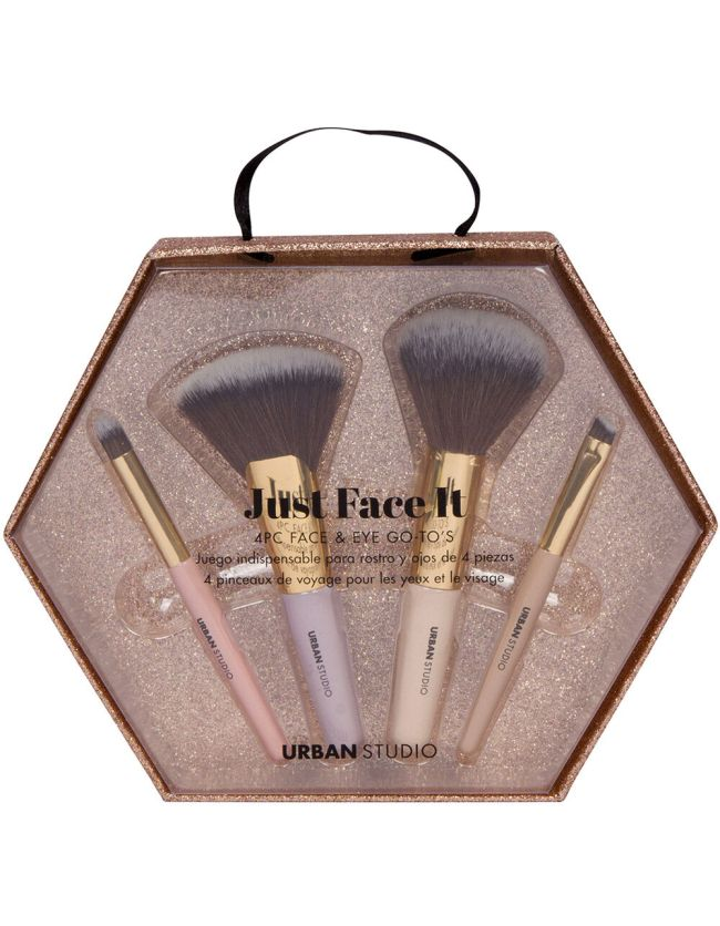 Cala Just Face It Brush Set
