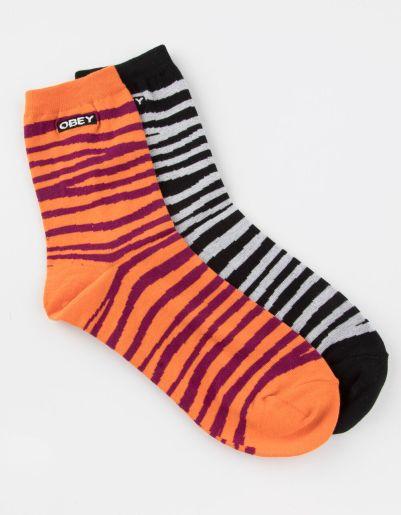 OBEY W socks