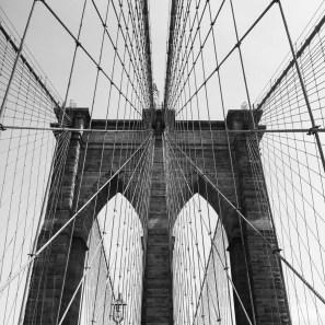 Crossed the Brooklyn Bridge