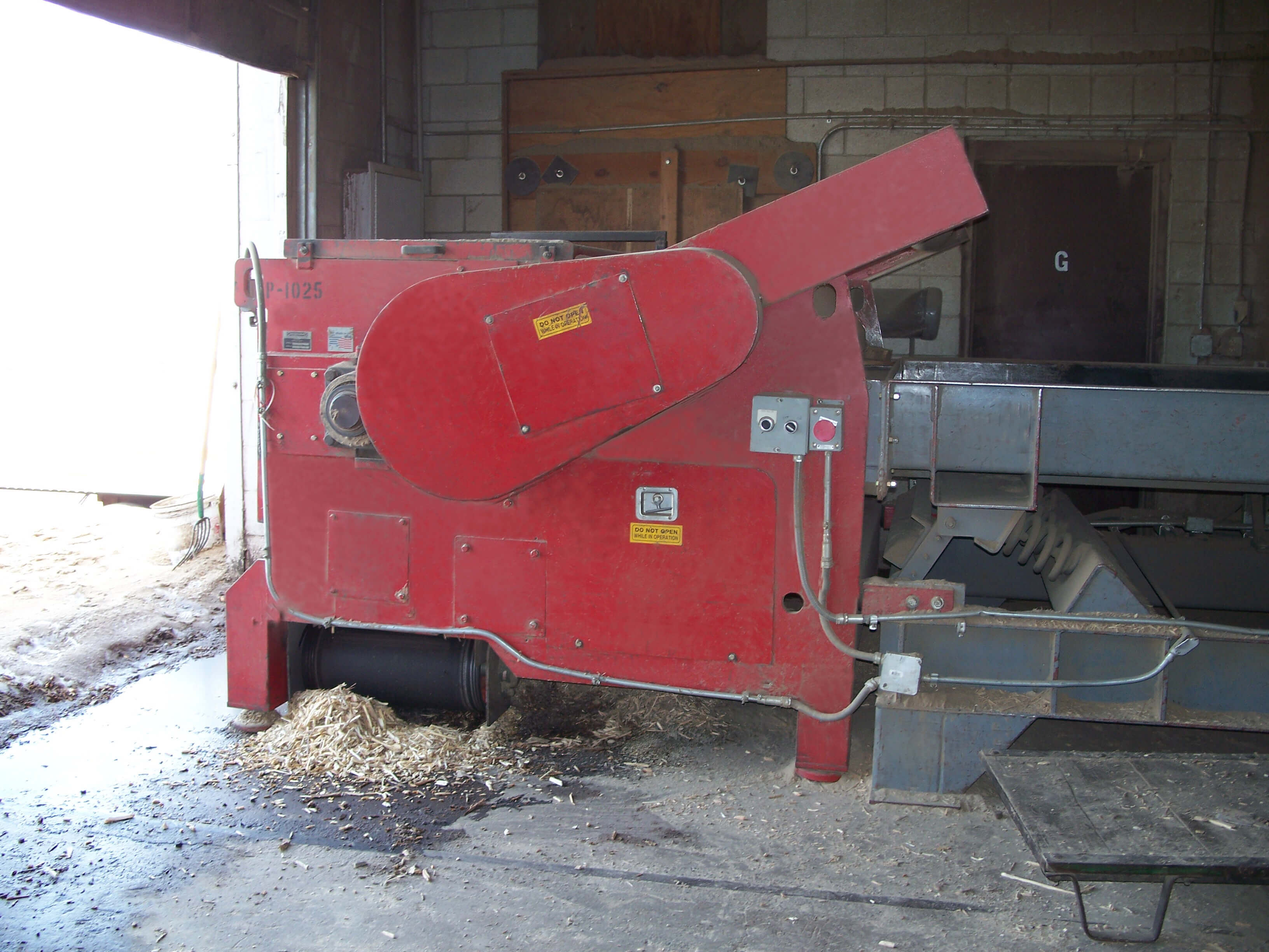 Viking Chipper Shredder