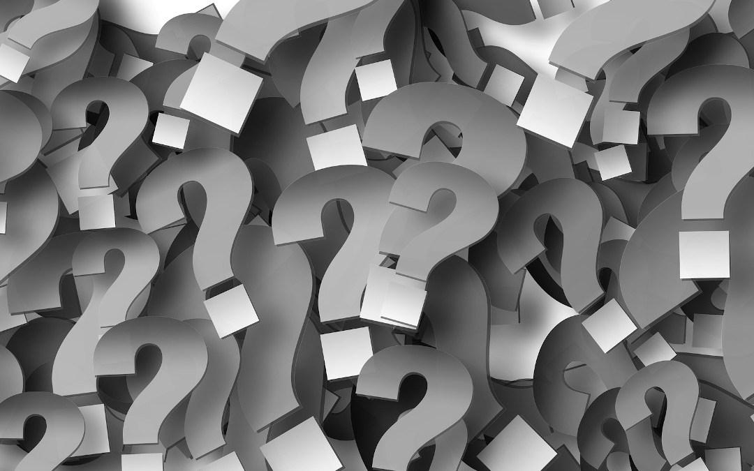 Å stille rett spørsmål til rett person