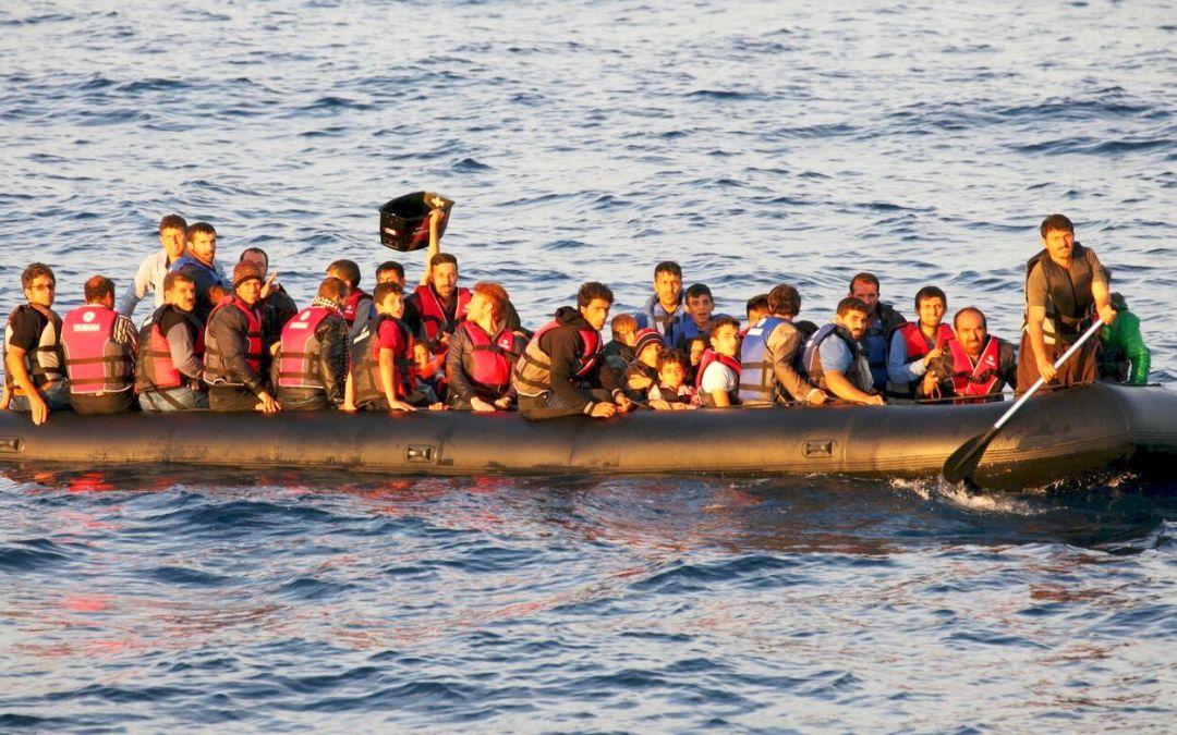 Hvordan holde avstand når vi alle er i samme båt?