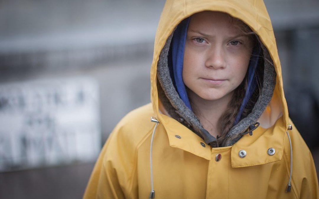 5 ting ledere kan lære av Greta Thunberg