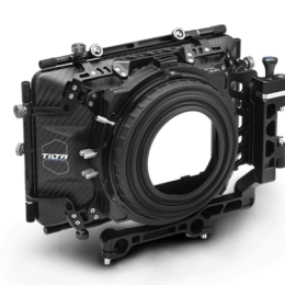 4x5.65 Carbon Fiber Matte Box (Swing-away)