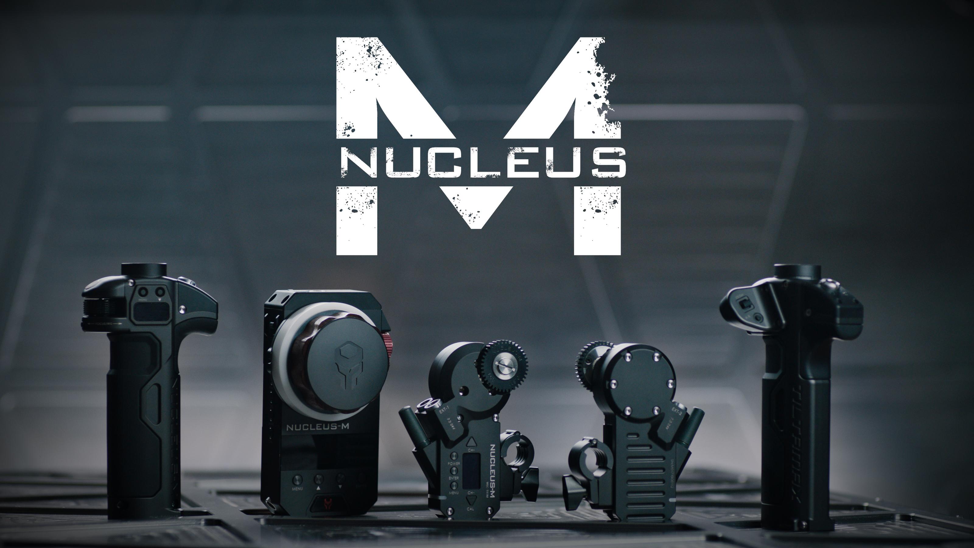 Nucleus-M: Wireless Lens Control System   Tilta