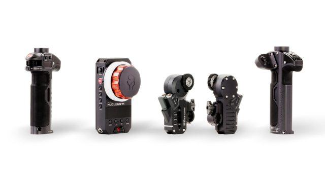 Nucleus-M: Wireless Lens Control System