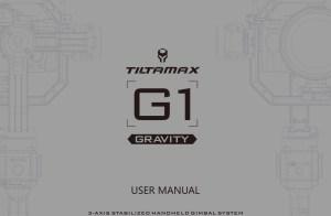 gravity g1 g2 g2x manual