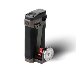 Tiltaing Side Focus Handle Type II (LP-E6 Battery) - Tilta Gray