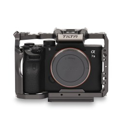Full Camera Cage for Sony a7/a9 Series - Tilta Gray