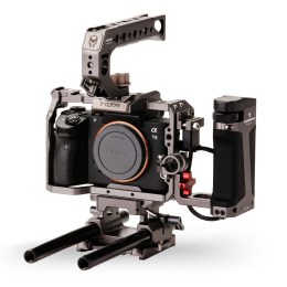 Tiltaing Sony a7/a9 Series Kit C - Tilta Gray