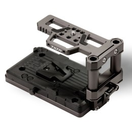 Tiltaing V-Mount Battery Baseplate V2- Tilta Grey
