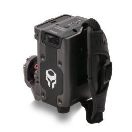 Tiltaing Side Focus Handle Type II (F970 Battery) - Tilta Gray
