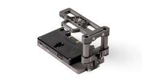 Tiltaing Gold-Mount Battery Baseplate V2 - Tilta Gray