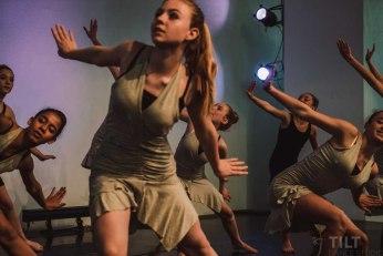 Modern Contemporary Dance Teens