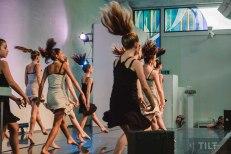 Modern Contemporary Dance Teenager