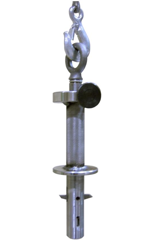 Vertical Spool Lifters