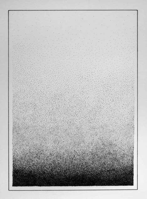 Stigma :Σπύρος Στεργίου Stippling, Xray, Sound, 2019